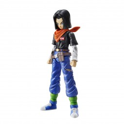 D6151 - DRAGONBALL Z - Figure-rise Standard Android 17