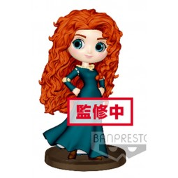 5336 - PIXAR Characters Q posket petit -Jessie・Merida・Boo-(B:Merida)