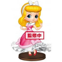 5254 - Disney Characters Q posket petit -Alice・Cinderella -(B:Cinderella)